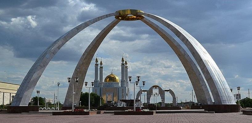 Купить вибростанок для производства блоков в Актобе (Казахстан)