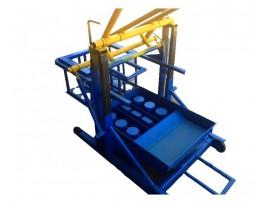 Станок для производства блоков Формовщик АРМ2+1