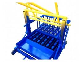 Вибростанок для производства блоков Формовщик-АРМ6