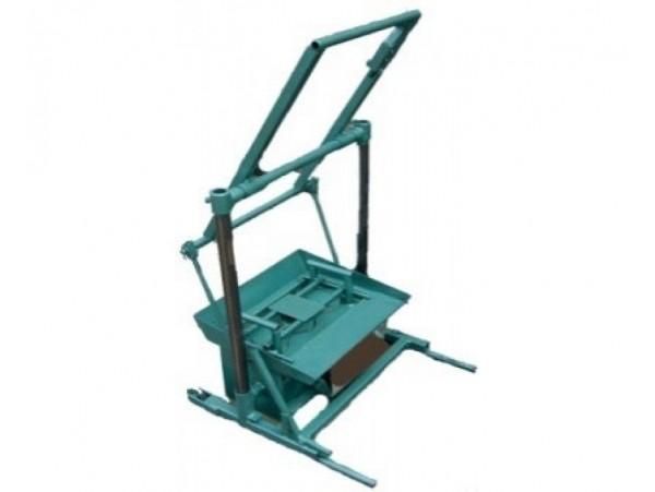 Вибростанок для производства блоков Формовщик-1Х