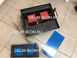 Вибростанок для блоков СИБИРЬ-М (3 в 1)