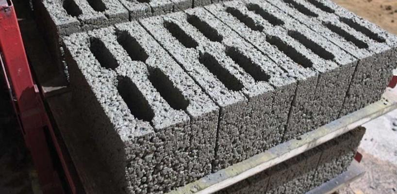 Вибростанок для производства керамзитобетонных блоков своими руками